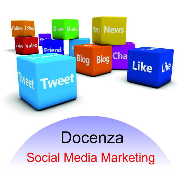 Docenza Social Media Marketing
