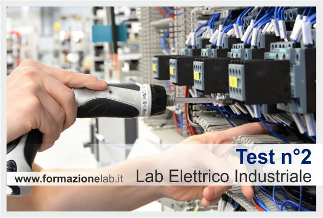 Elettrico Industriale Test 2
